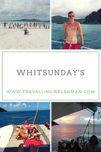 Whitsunday's