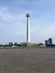 Jakarta highlights monas