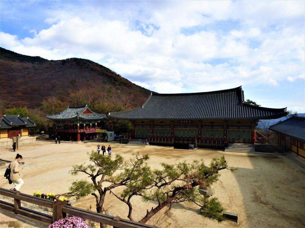Beomeosa temple busan