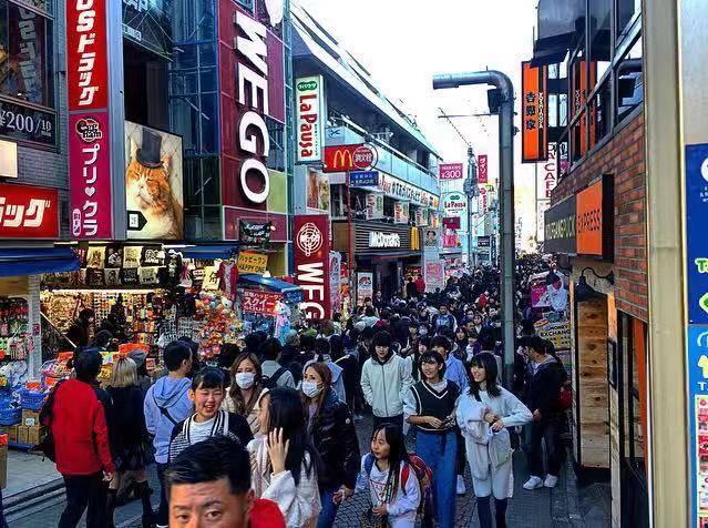 Takeshita Street tokyo highlights