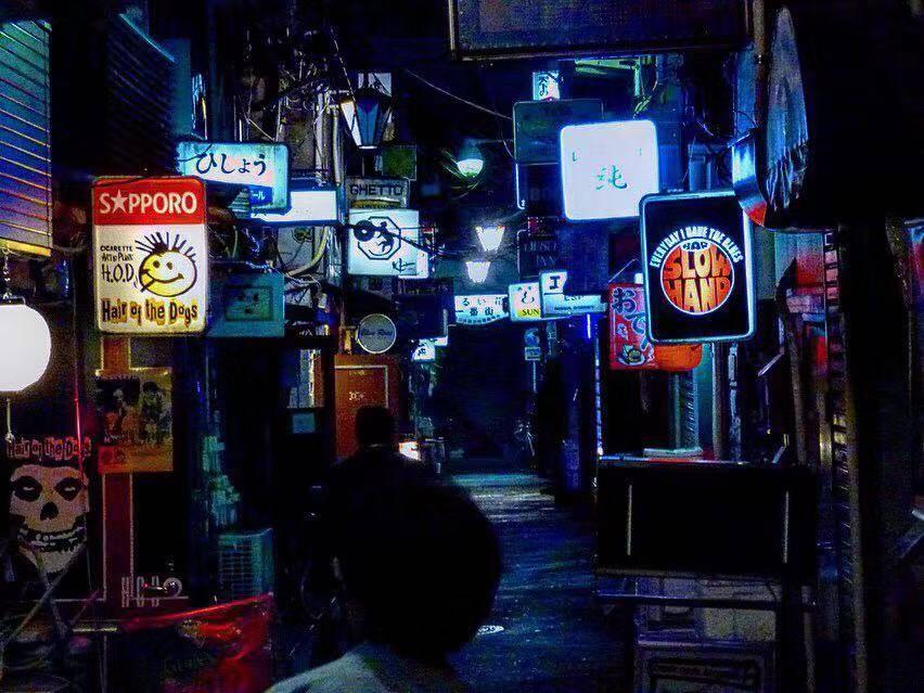 tokyo highlights golden gai