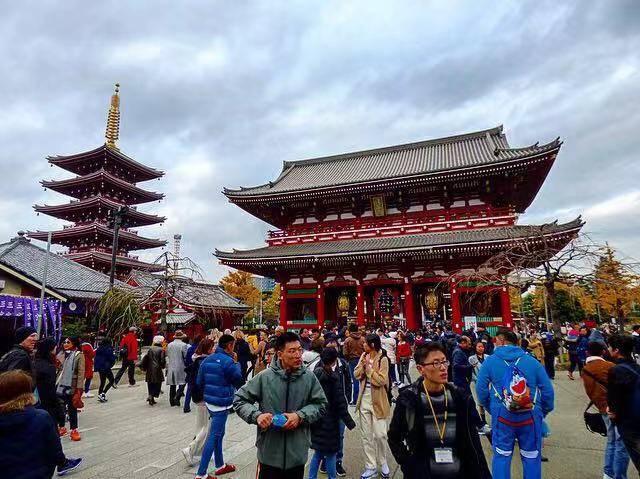 Sensō-ji tokyo