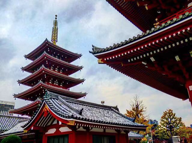 senso ji tokyo highlights