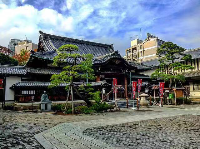 Sengaku-ji tokyo highlights