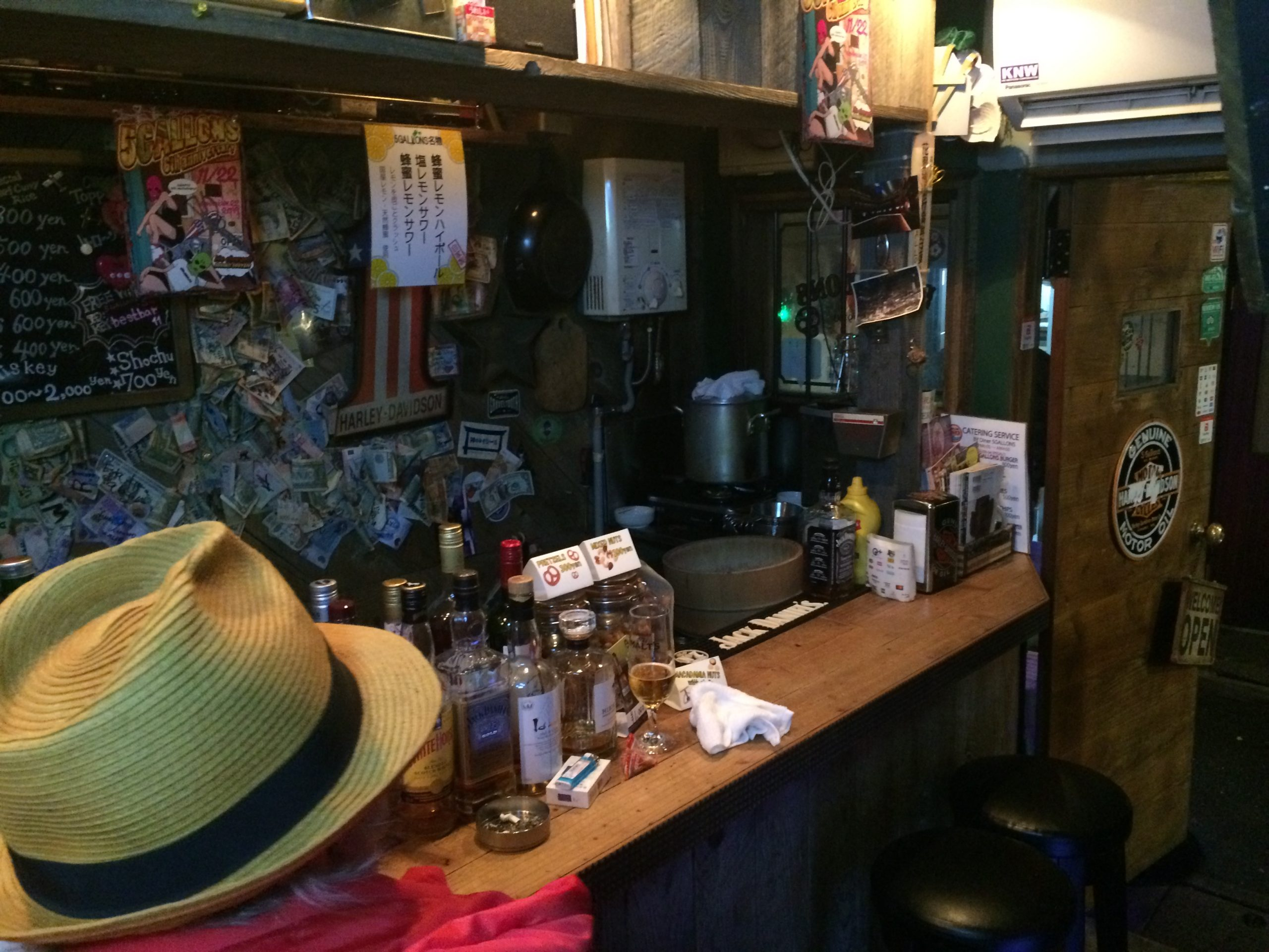 tokyo highlights tiny bars