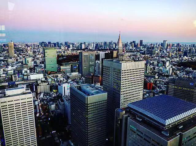 Tokyo Metropolitan Government Building tokyo highlights