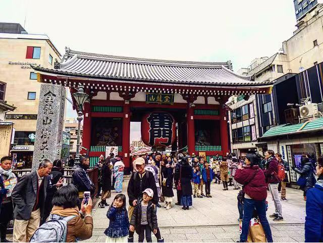 Kaminari-mon tokyo