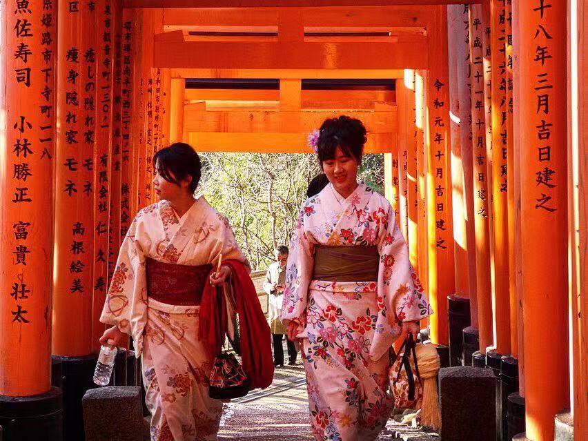 fushimi inari kyoto highlight
