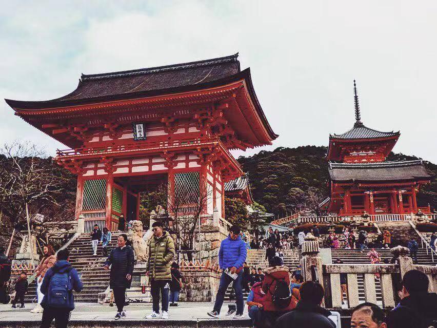 Kiyomizu-dera kyoto highlight