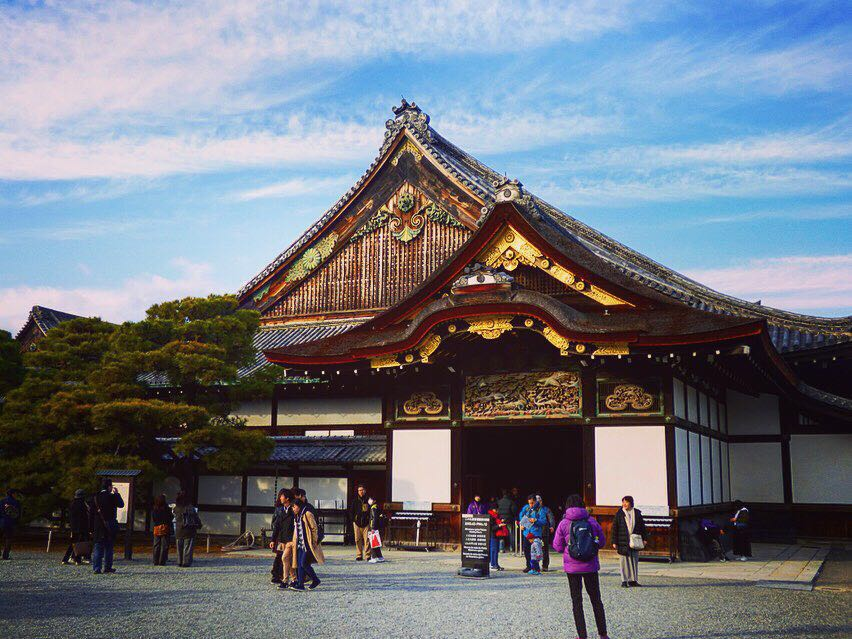 nijo castle kyoto highlight