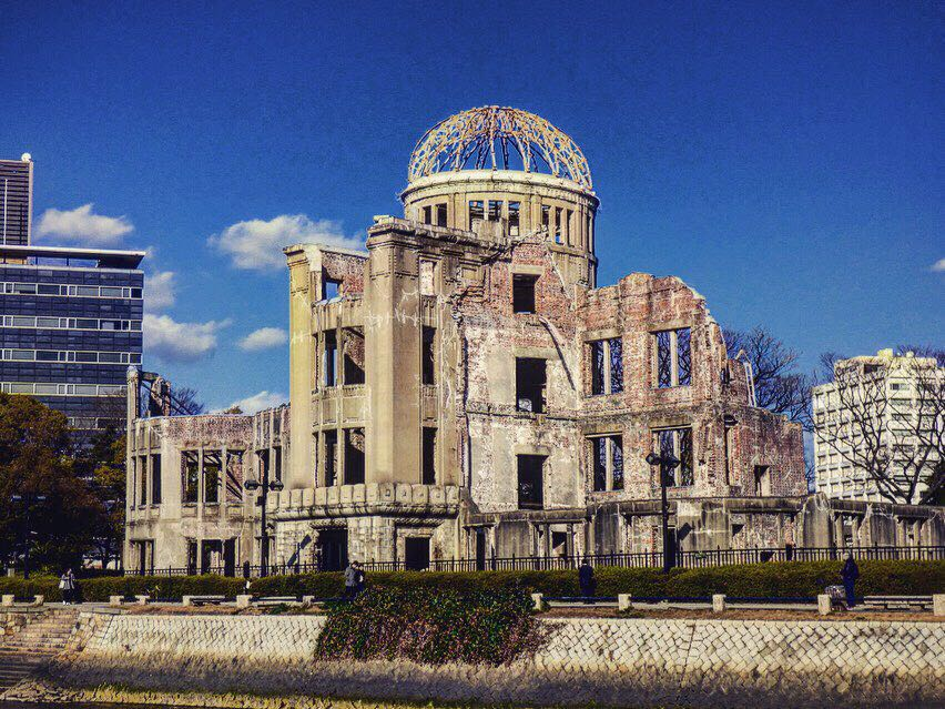 atomic dome hiroshima highlights