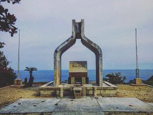 monuments peace memorial park war in okinawa