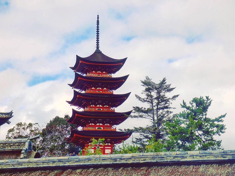 Senjokaku Pavilion Hiroshima