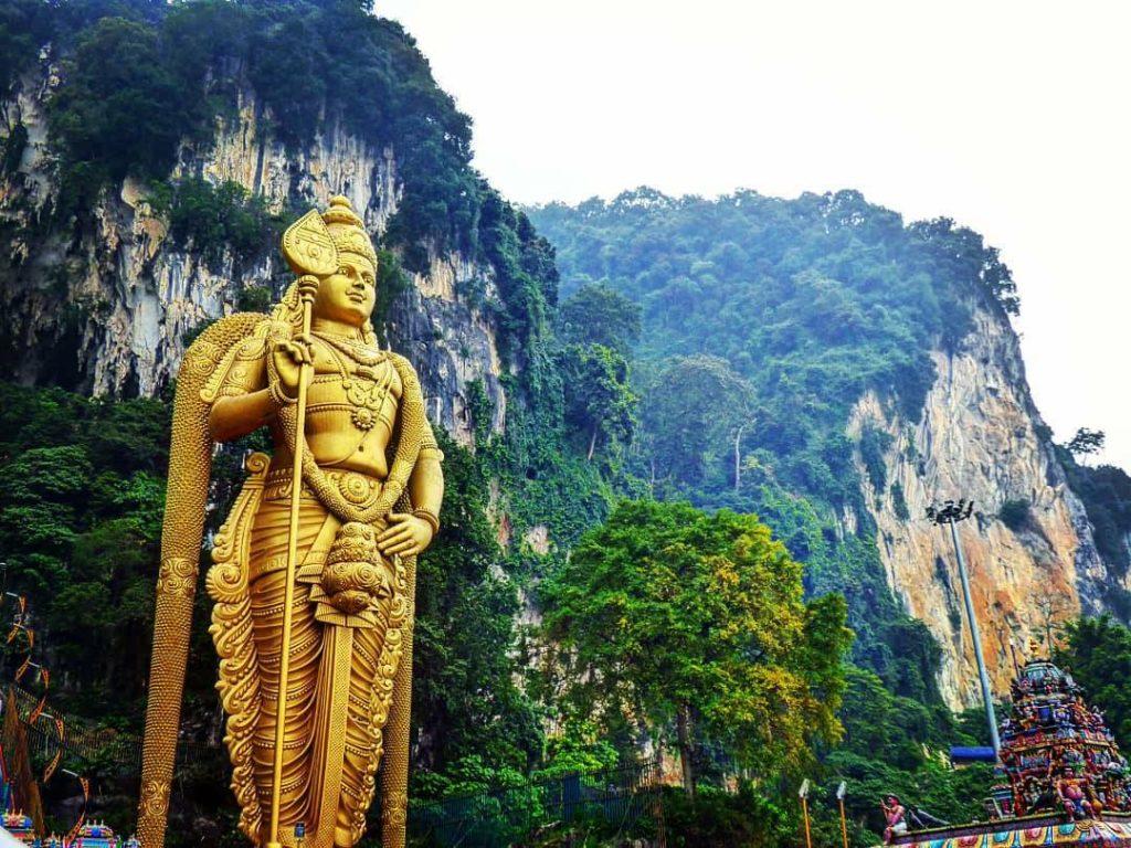 lord murugan batu caves