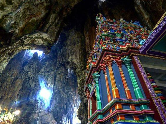 cathedral cave batu caves