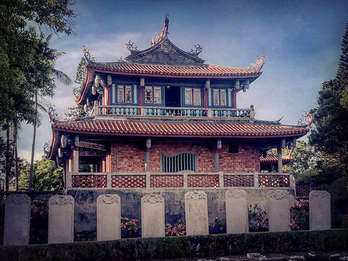 Chihkan Tower Tainan