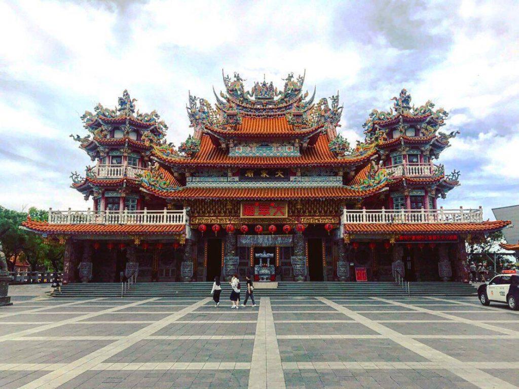Sicao Dazhong Temple Tainan