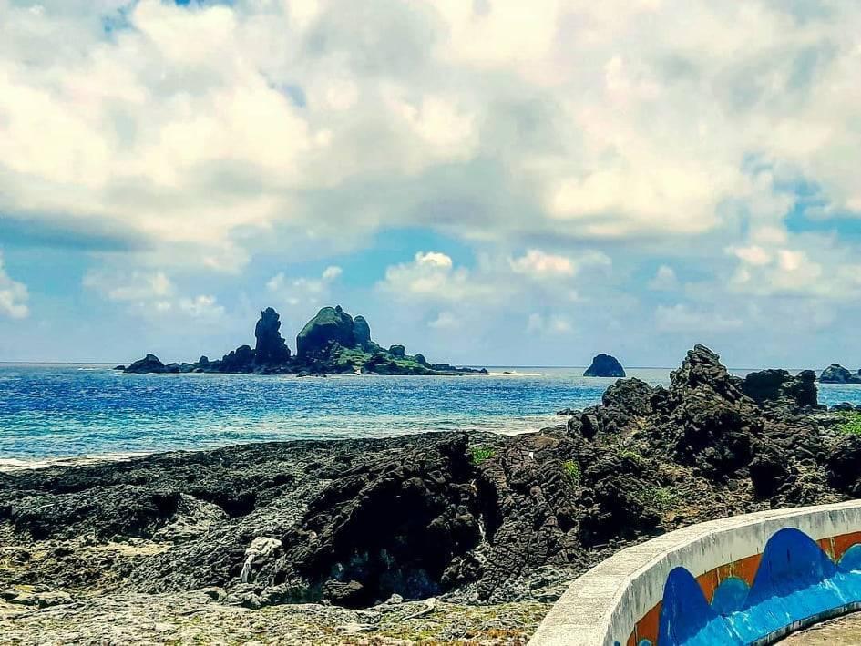 warship rock lanyu