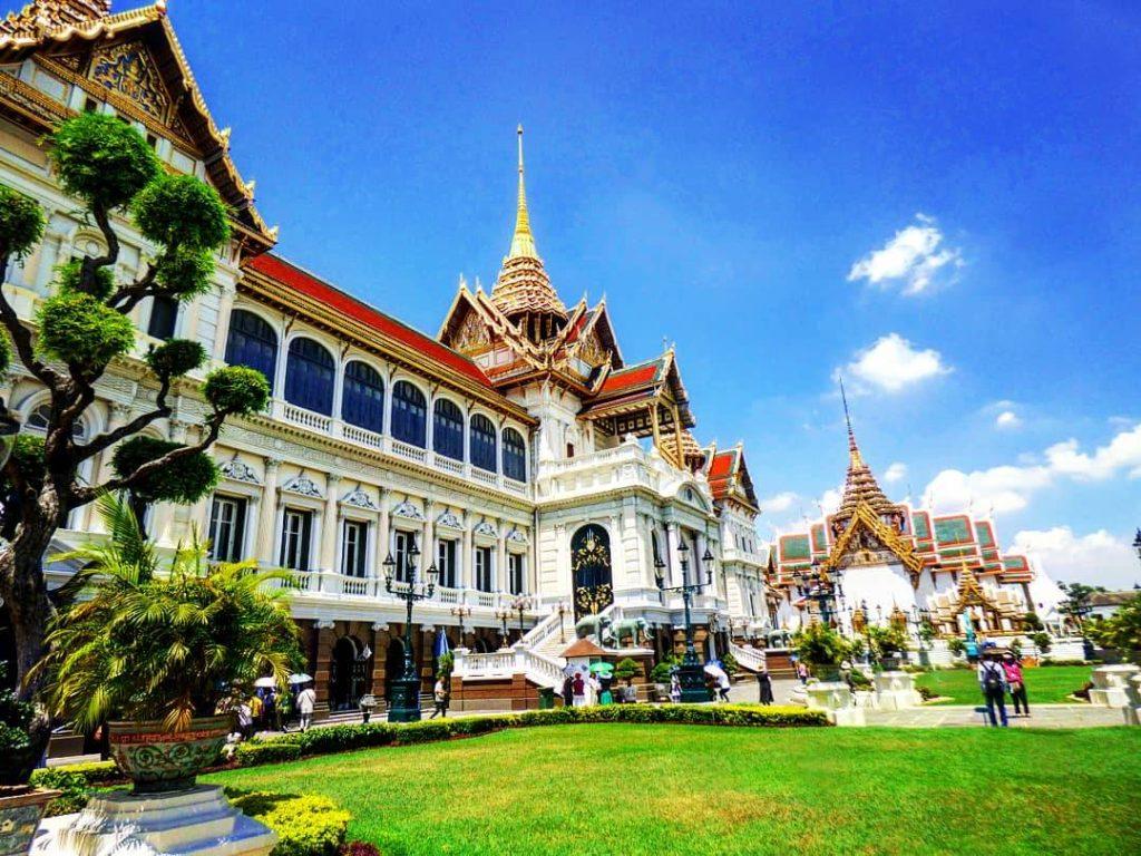 the grand palace bangkok highlights