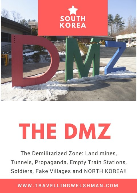 The DMZ (Demilitarized Zone), Korea