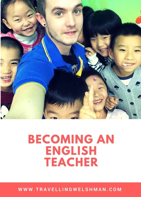 Becoming an English Teacher